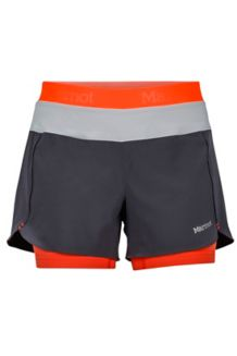 Wm's Pulse Short, Dark Charcoal/Bright Steel, medium
