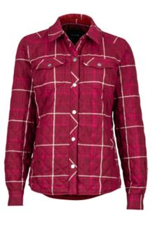 Wm's Riley Insulated LS, Port, medium