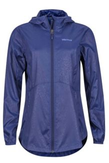 Wm's Trail Wind Hoody, Deep Dusk, medium