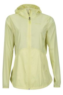 Wm's Trail Wind Hoody, Honeydew, medium