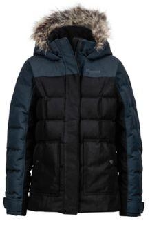 Girl's Logan Jacket, Black, medium
