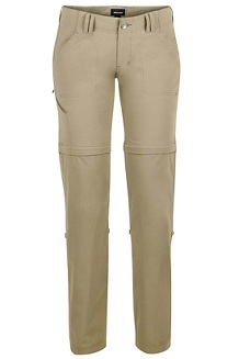 Wm's Lobo's Convertible Pant, New Desert Khaki, medium