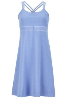 Wm's Gwen Dress, Dusty Denim, medium