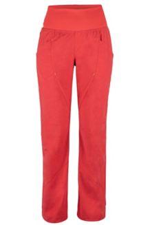 Wm's Lleida Pant, Desert Red, medium
