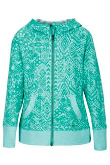 Girl's Sadie Hoody, Celtic, medium