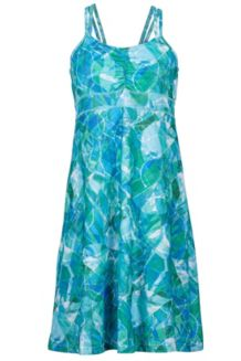 Wm's Taryn Dress, Clear Sky Florence, medium