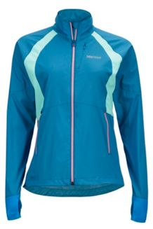 Wm's Hyperdash Jacket, Slate Blue/Celtic, medium