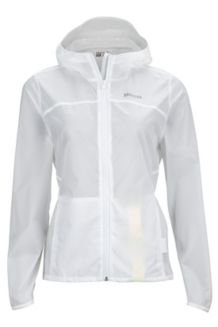 Wm's Air Lite Jacket, White, medium