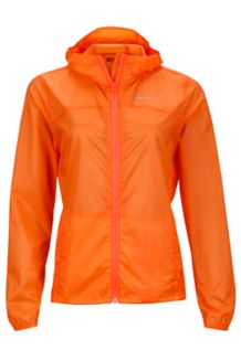 Wm's Air Lite Jacket, Neon Coral, medium