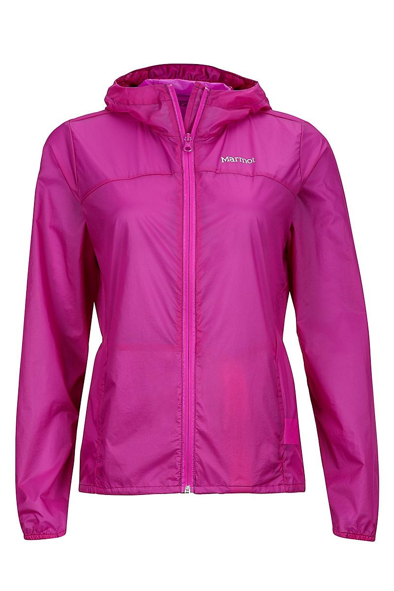 Wm's Air Lite Jacket, Neon Berry, large