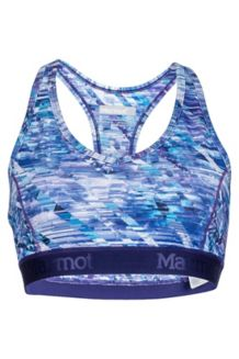Wm's Layer Up Sportsbra, Deep Dusk Jet Stream, medium