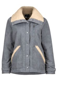 Wm's Rangeview Jacket, Vintage Navy, medium