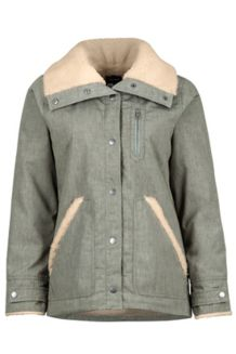 Wm's Rangeview Jacket, Beetle Green, medium