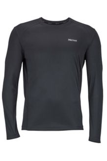 Windridge LS Shirt, Black, medium