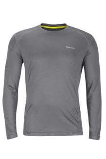 Windridge LS Shirt, Cinder, medium