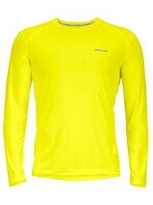 Windridge LS, Hyper Yellow, medium