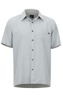 Eldridge SS Shirt, Glacier Grey, medium