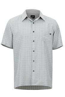 Eldridge SS Shirt, Glacier Grey, medium