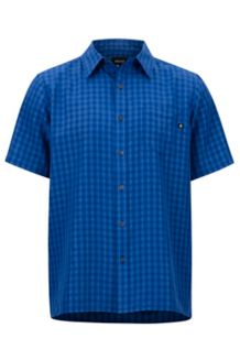 Eldridge SS Shirt, Surf, medium
