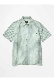 Men's Eldridge Short-Sleeve Shirt, Crushed Mint, medium