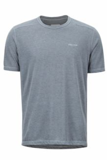 Vance SS Shirt, Steel Onyx Heather, medium