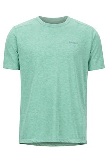Vance SS Shirt, Pond Green Heather, medium