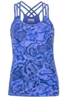 Wm's Vogue Tank, Lilac Ripple, medium