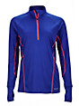 Women's Interval 1/2 Zip LS