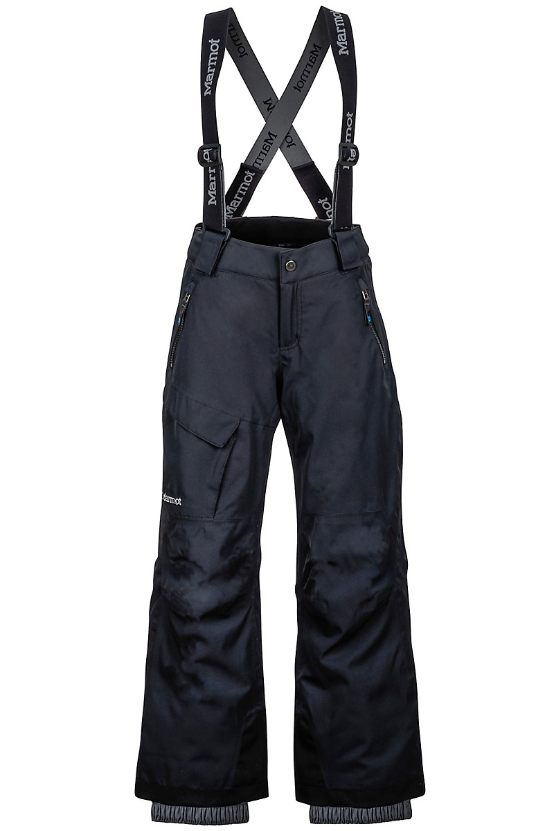 Boy's Edge Insulated Pant, Black, large
