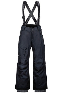 Boy's Edge Insulated Pant, Black, medium