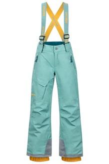 Boy's Edge Insulated Pant, Blue Agave, medium
