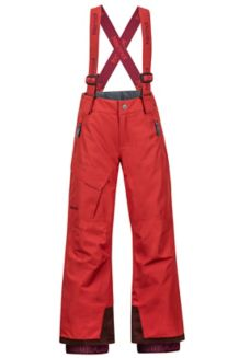 Boy's Edge Insulated Pant, Auburn, medium