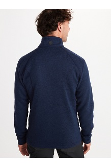 Men's Drop Line 1/2-Zip, Arctic Navy, medium