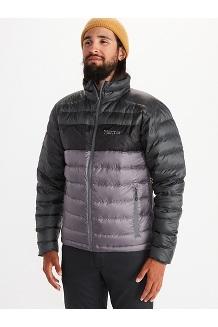 Men's Ares Jacket, Steel Onyx/Black, medium