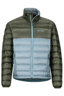 Men's Ares Jacket, Blue Granite/Rosin Green, medium