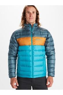 Men's Ares Jacket, Stargazer/Bronze, medium