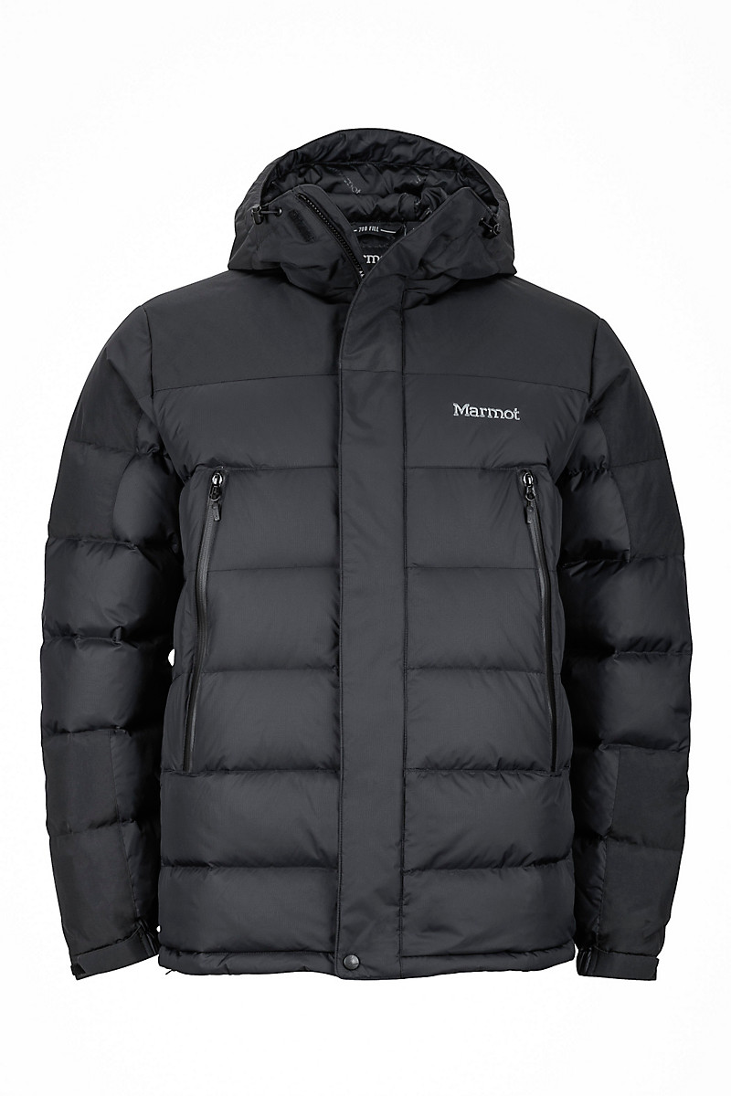 Mountain Down Jacket, Black, large