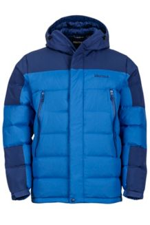 Mountain Down Jacket, Dark Cerulean/Arctic Navy, medium
