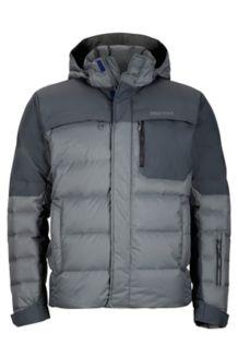 Shadow Jacket, Cinder/Slate Grey, medium