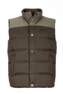 Fordham Vest, Deep Olive, medium