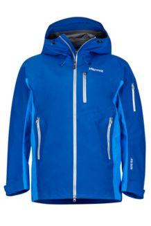 La Meije Jacket, Dark Cerulean/Clear Blue, medium