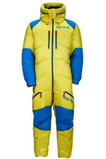 8000M Suit, Acid Yellow/Cobalt Blue, medium
