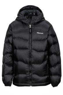 Boy's Ama Dablam Jacket, Black, medium