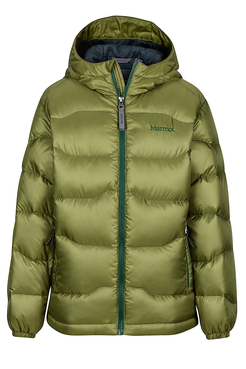 Boy's Ama Dablam Jacket, Cedar, large