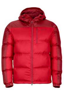 Guides Down Hoody, Team Red/Dark Crimson, medium