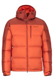 Guides Down Hoody, Orange Haze/Dark Rust, medium