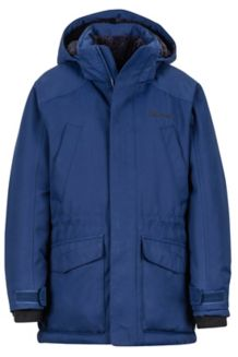 Boy's Bridgeport Jacket, Arctic Navy, medium