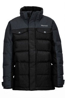 Boys' Fordham Jacket, Black, medium