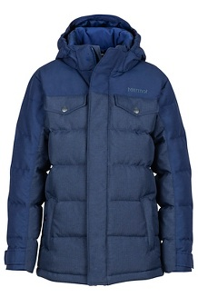 Boys' Fordham Jacket, Arctic Navy, medium