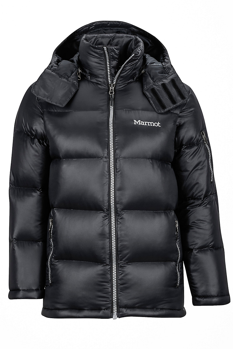 Stockholm JR Jacket, Black, large